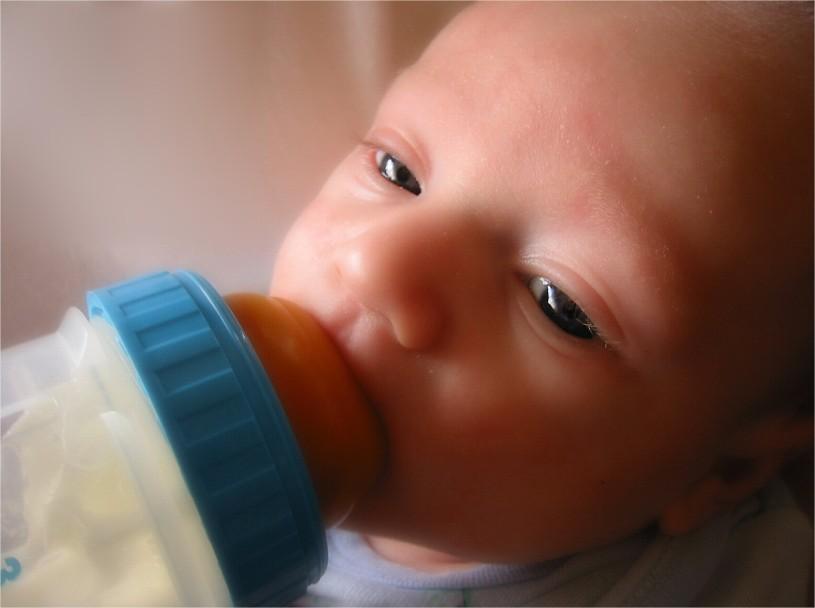 Tipos de lactancia: Lactancia mixta