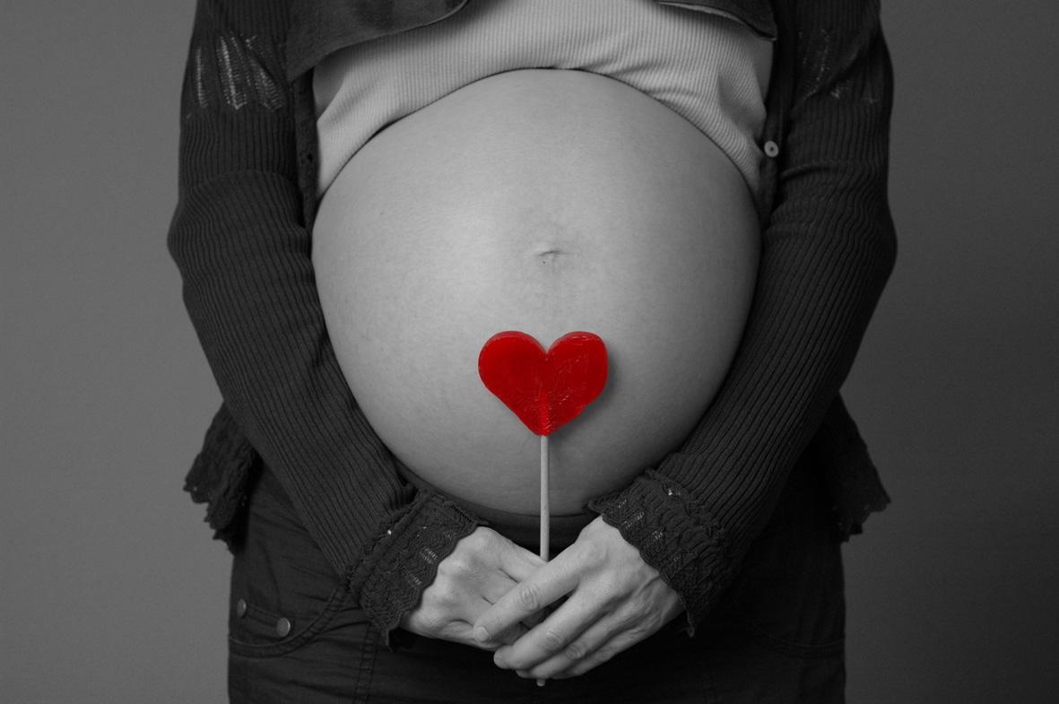 Cáncer y embarazo | Bebé feliz
