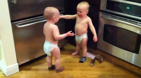 Los gemelos lideran Youtube