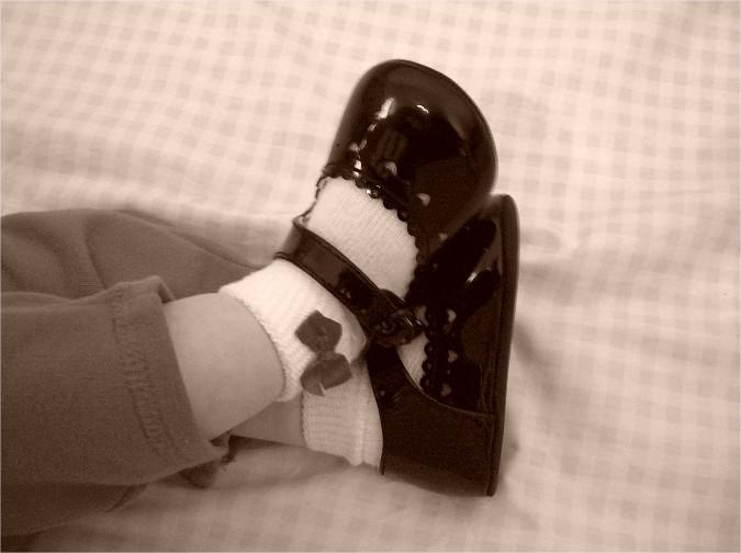 Eligir bien el calzado del bebé