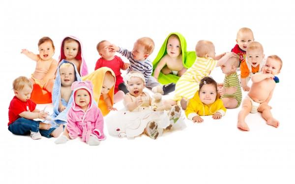 Ropa adecuada para el bebé