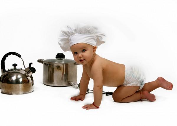 """Un pequeño """"gourmet"""" en casa"""