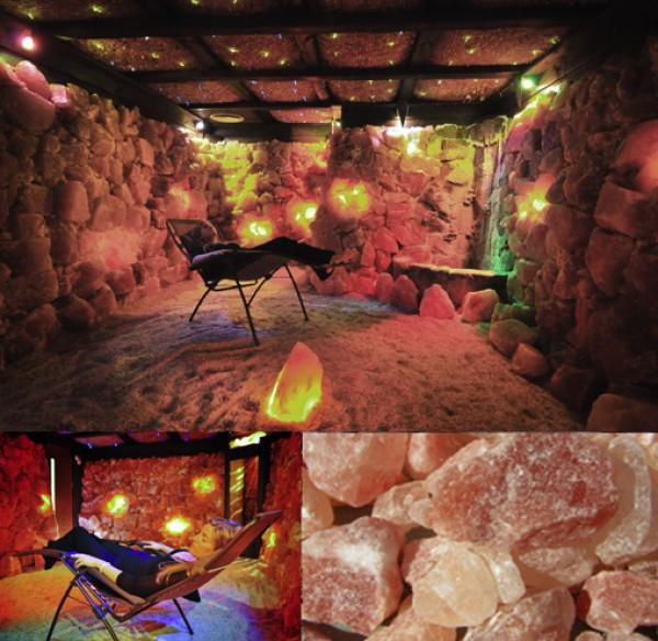 Cueva de Sal contra el Asma