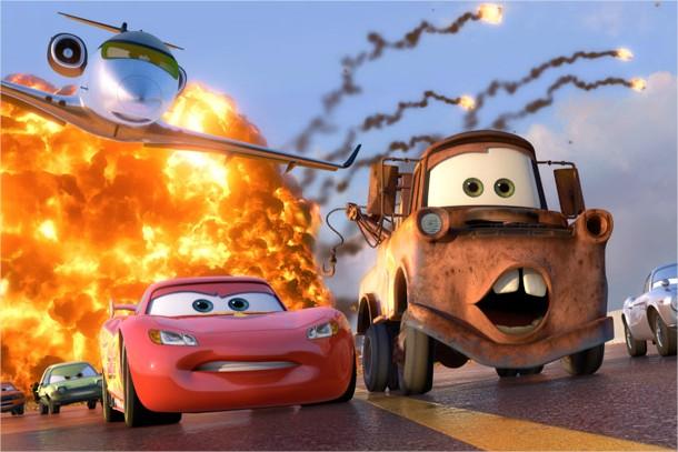 Cars 2: Una película para toda la familia