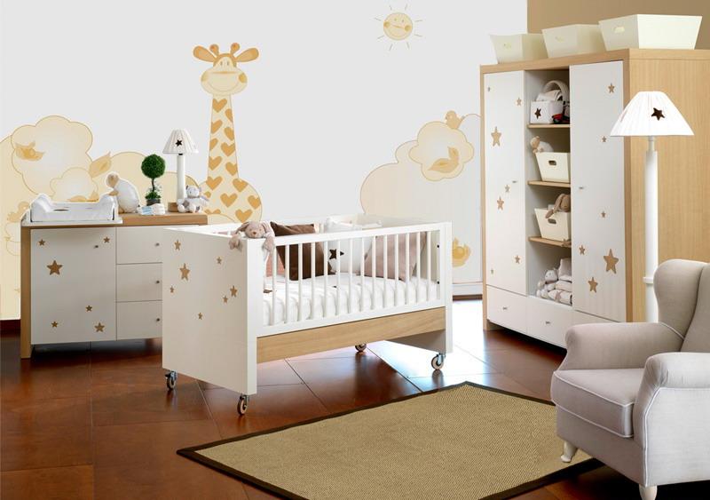 Decoración: ideas para la habitación del bebé