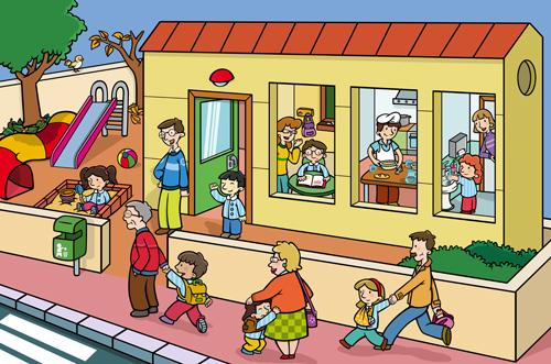 La integración del niño en el colegio