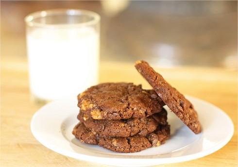 Cocinando con niños: Galletas de chocolate
