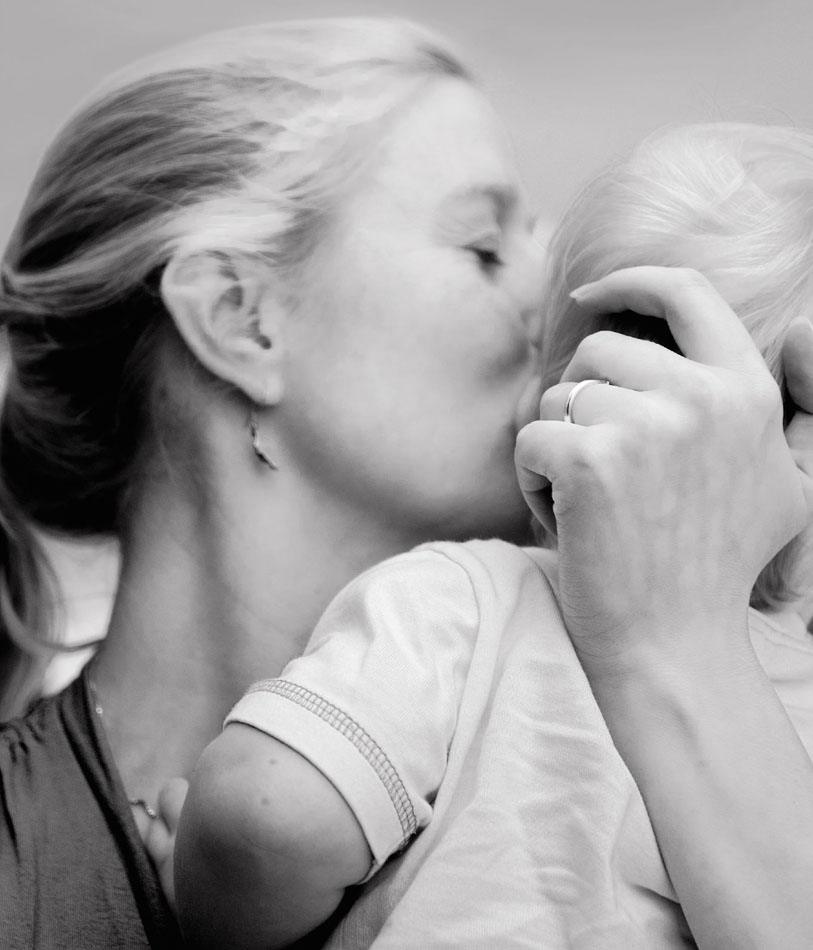 Mamitis: dependencia emocional del niño hacia la madre