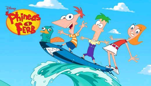 Cine infantil: Phineas y Ferb