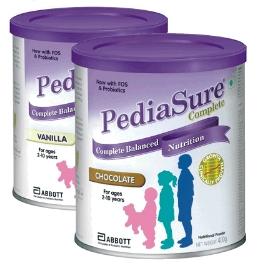 PediaSure para niños que comen mal
