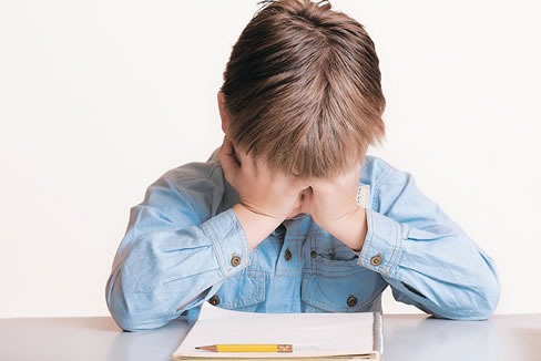Mejorar las notas del primer trimestre académico