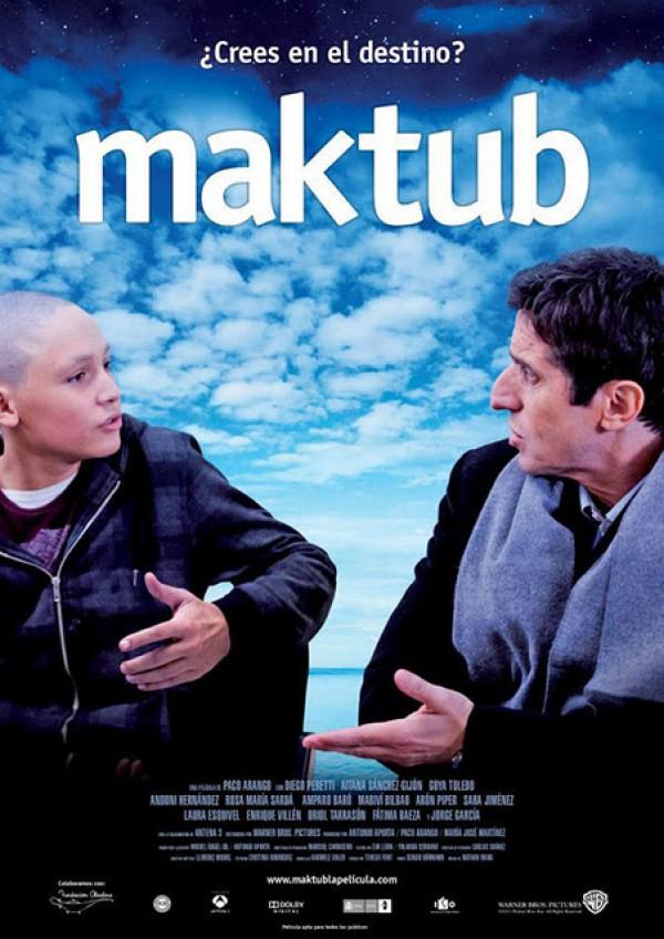 La película Maktub colabora contra el cáncer infantil