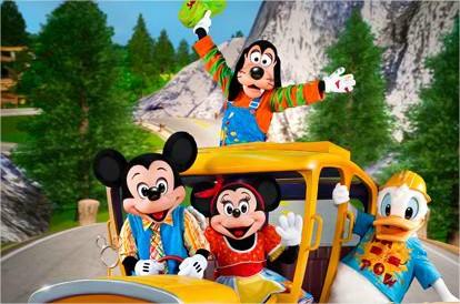 "Disney Live ""Un Viaje Inolvidable"""