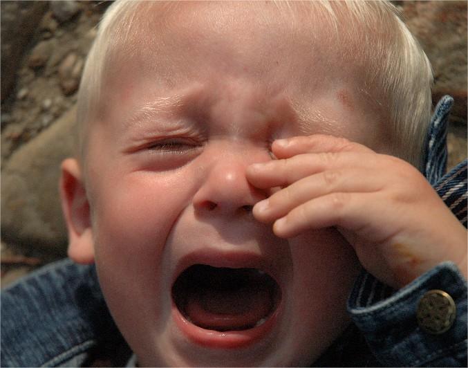 Síndrome del niño sacudido