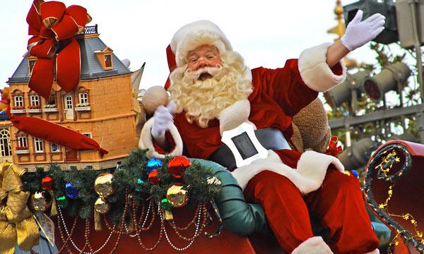 Ya ha llegado Papá Noel