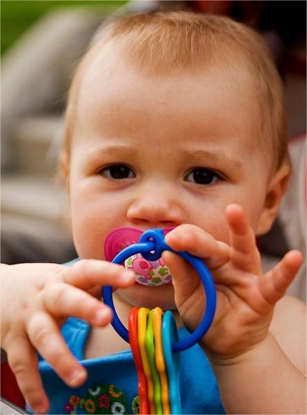 Desarrollo del bebé: 7 meses
