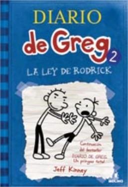 Ideas de libros: Diario de Greg