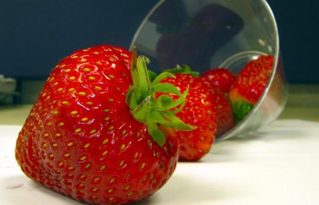 Recetas con fresas en primavera