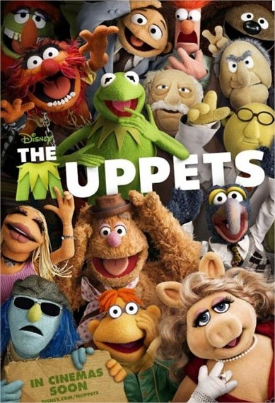 Fin de semana de cine con Los Muppets