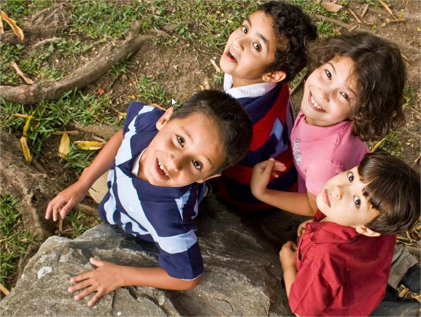 La relajación en los niños II