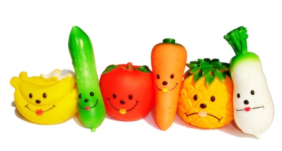 Introducción de las verduras y hortalizas