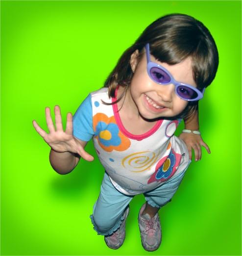 ¿Qué ocurre cuando el niño tiene que llevar gafas?