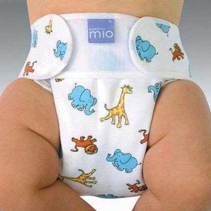 Consejos para elegir un buen pañal para el bebé