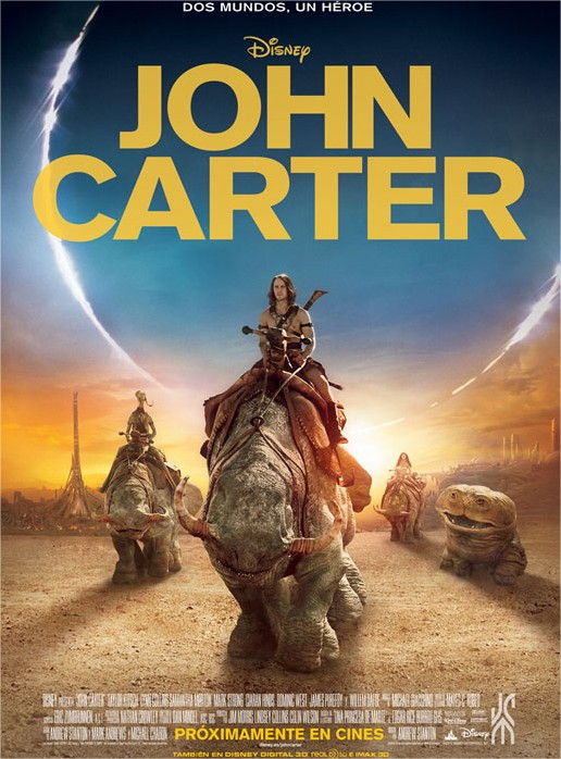 Estreno de cine: John Carter