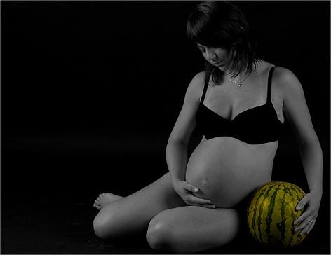 Retención de líquidos durante el embarazo
