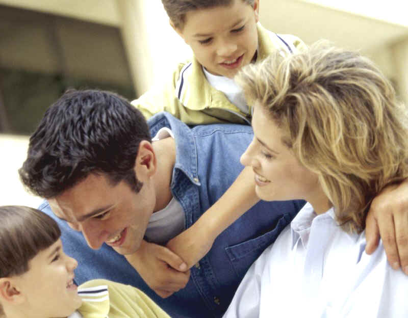 Consejos para construir una familia feliz