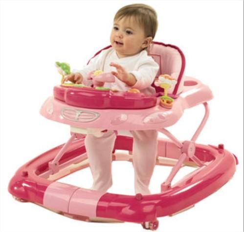 ¿Es bueno que el bebé utilice un tacatá?