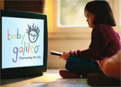 La televisión y los niños X