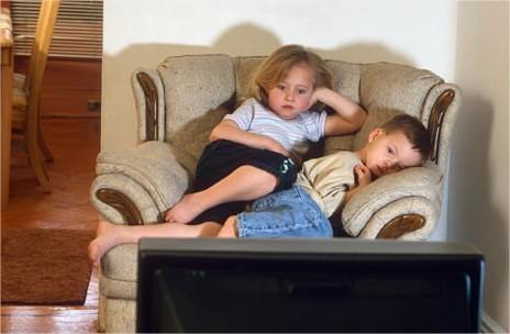 La televisión y los niños IV