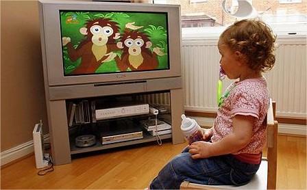 La televisión y los niños V