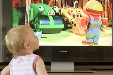 La televisión y los niños VI