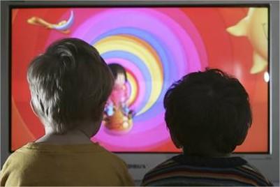 La televisión y los niños VIII