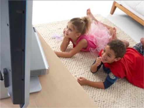 La televisión y los niños IX