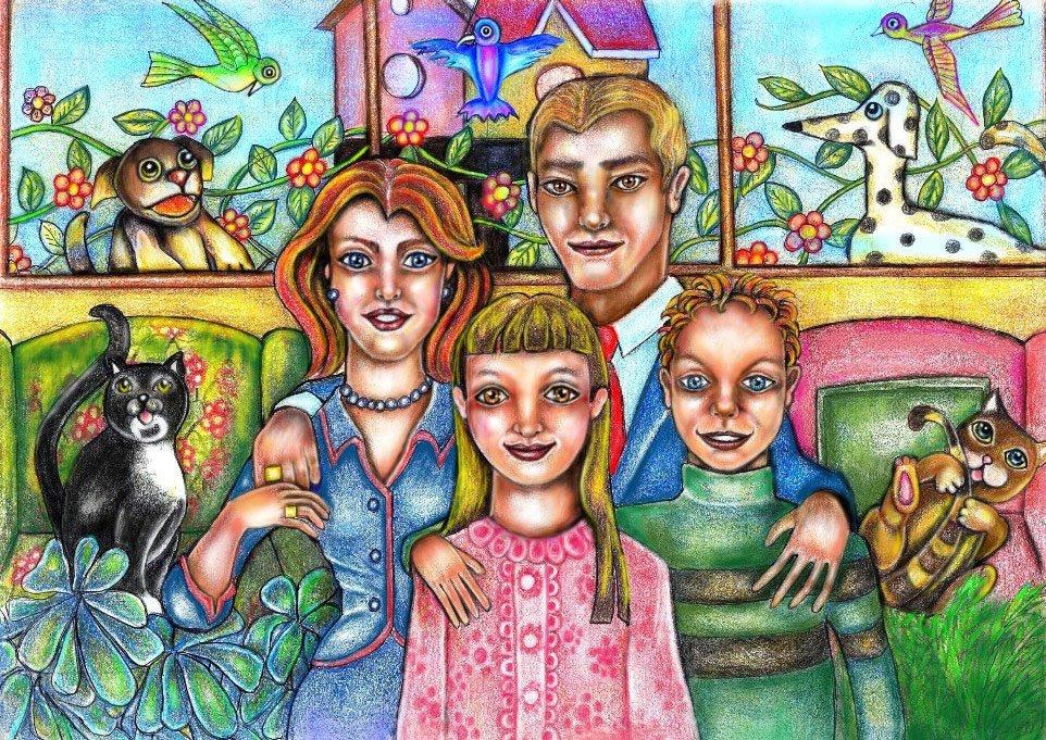Feliz Día Internacional de la Familia