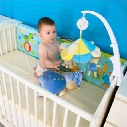 ¿Cuándo pasar al niño a su propia habitación? I