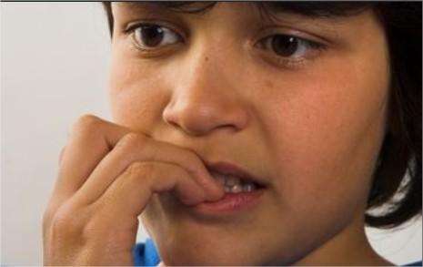 Mi hijo se come las uñas I
