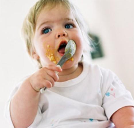 La introducción de las legumbres en la dieta del bebé