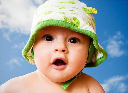 ¿Cómo vestir a los bebés en verano?