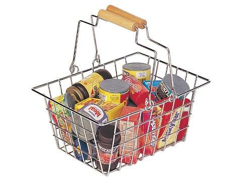 Ideas para hacer la cesta de la compra con salud