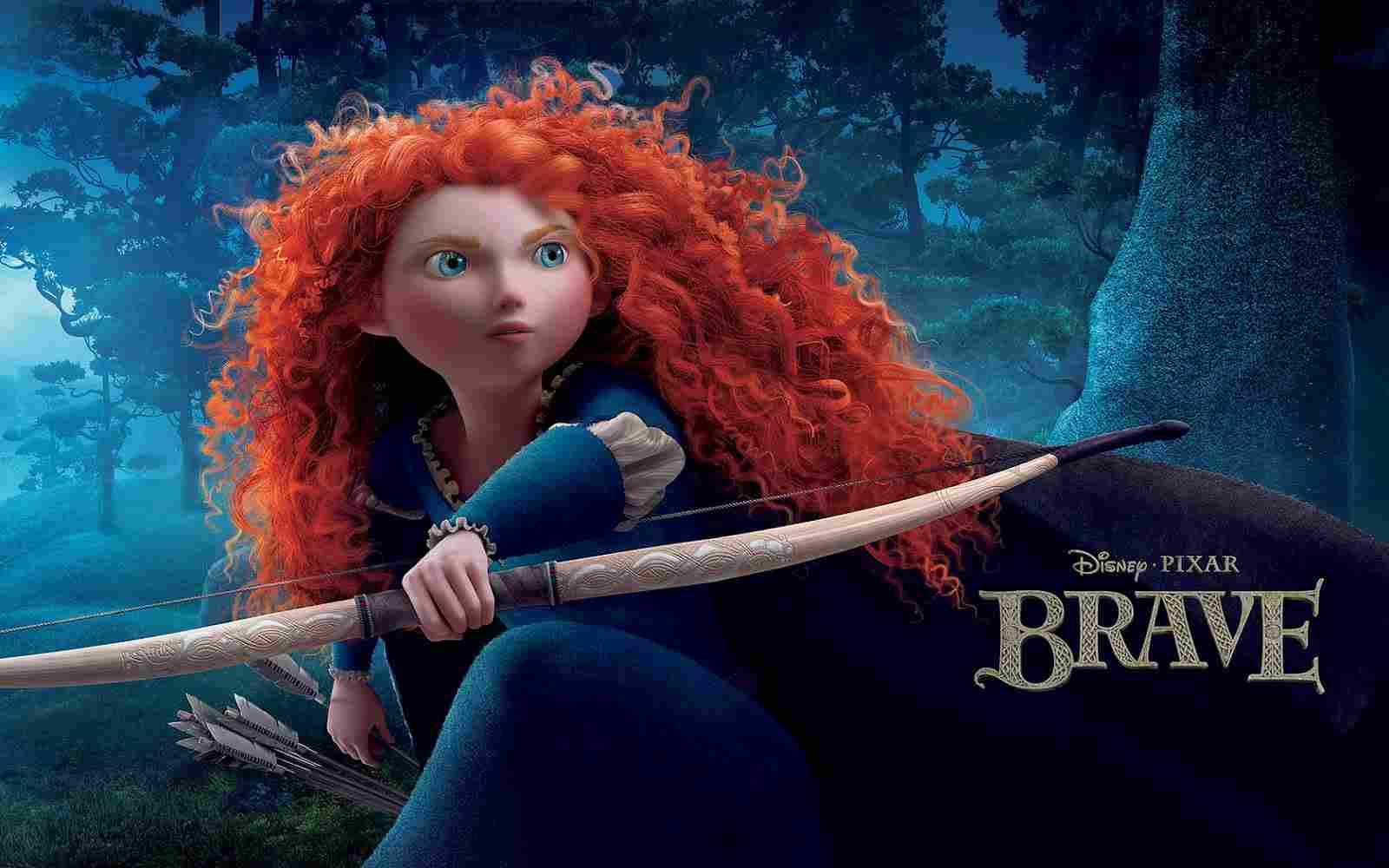 Tres motivos para ver Brave