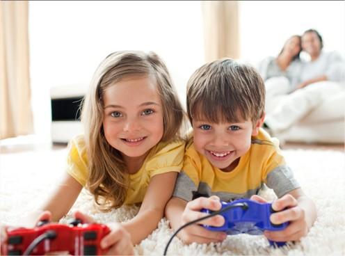 Los niños y los videojuegos II