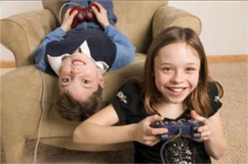 Los niños y los videojuegos III