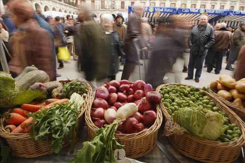 Los niños españoles comen pocas verduras y legumbres en casa
