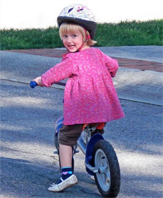 Niños sobre ruedas IV