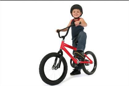 Niños sobre ruedas V