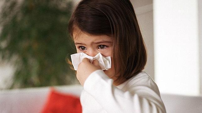 Consejos para aliviar el catarro en los niños